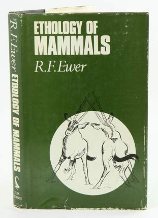 Ethology of mammals. R. F. Ewer