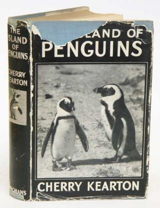 The island of penguins. Cherry Kearton