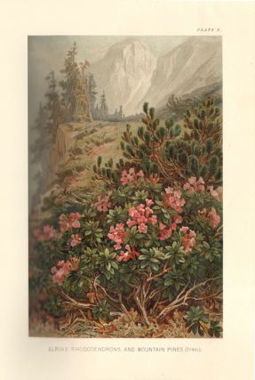 The natural history of plants: their forms, growth, reproduction, and distribution.