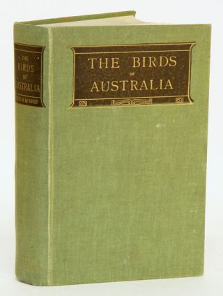 The birds of Australia. A. H. S. Lucas, W. H. Dudley Le Souëf