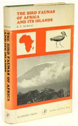 The bird faunas of Africa and its islands. R. E. Moreau