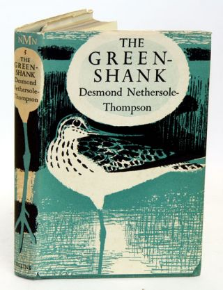 The Greenshank. Desmond Nethersole-Thompson