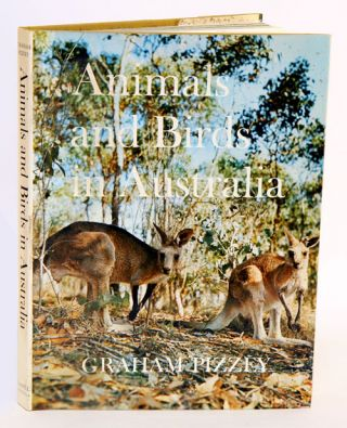 Animals and birds in Australia. Graham Pizzey