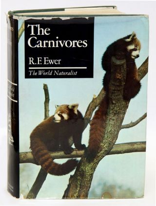 The carnivores. R. F. Ewer
