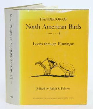 Handbook of North American birds, Volume I: Loons through flamingos. Ralph S. Palmer