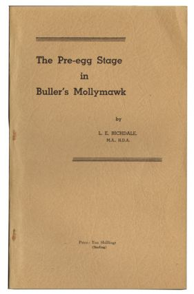 The pre-egg stage in Buller's Mollymawk. L. E. Richdale