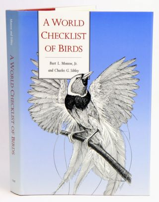 A world checklist of birds. Burt L. Monroe, Charles G. Sibley