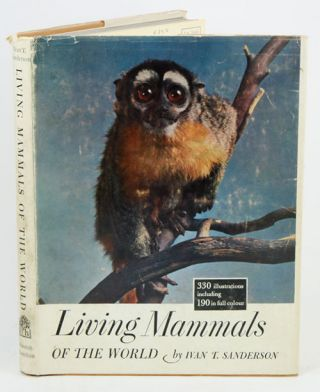 Living mammals of the world. Ivan T. Sanderson
