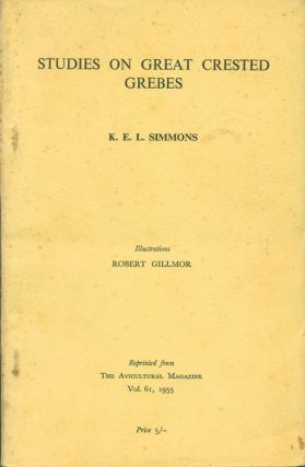 Studies on Great Crested Grebes. K. E. L. Simmons