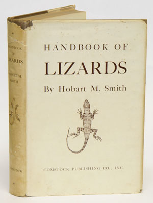 Handbook of lizards: lizards of the United States and of Canada. Hobart M. Smith