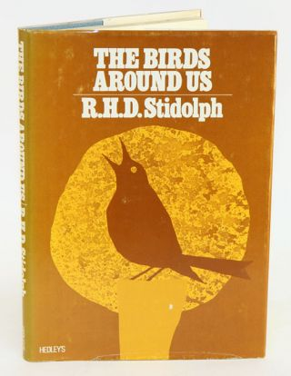 The birds around us: from a diary of bird observations in New Zealand over a period of 50 years...