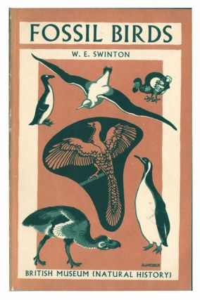 Fossil birds. W. E. Swinton