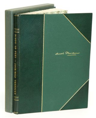 Thorburn's birds of prey: a facsimile of the 1919 edition with a new forward. Archibald Thorburn.