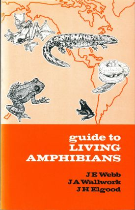 Guide to living amphibians. J. E. Webb.