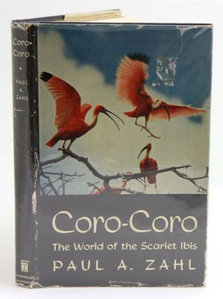 Coro-coro: the world of the Scarlet Ibis. Paul A. Zahl
