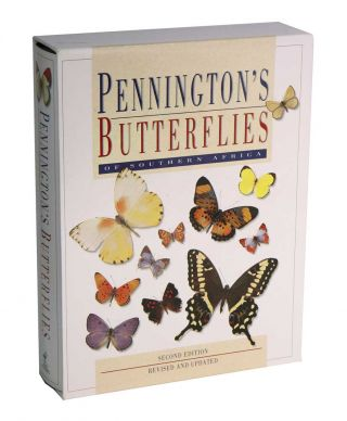 Pennington's butterflies of southern Africa. E. L. L. Pringle