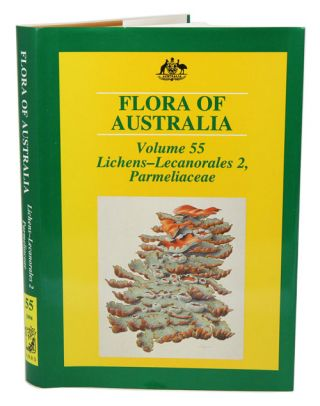 Flora of Australia, volume 55. Lichens: Lecanorales, Parmeliaceae [part two