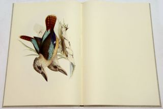The birds of Australia and the adjacent islands [facsimile].