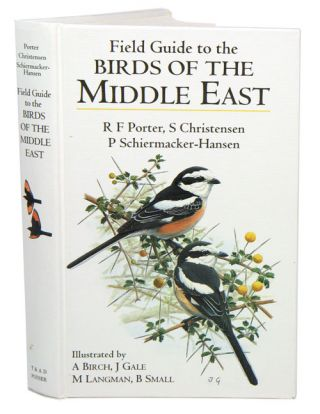 Field guide to the birds of the Middle East. Richard Porter