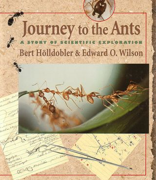 Journey to the ants: a story of scientific exploration. Bert Holldobler, Edward O. Wilson