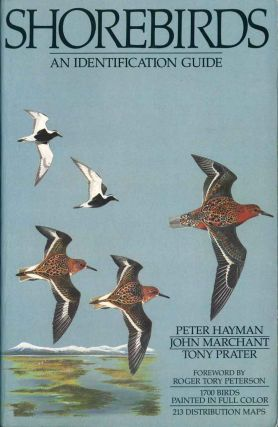 Shorebirds: an identification guide to the waders of the world. Peter Hayman