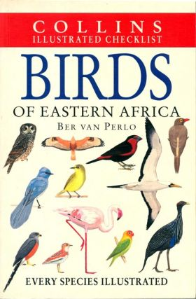 Birds of eastern Africa. Ber van Perlo