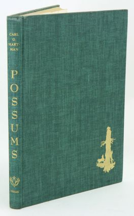 Possums. Carl G. Hartman.
