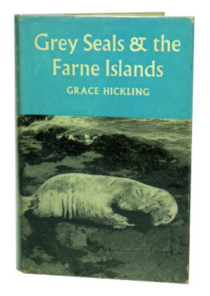 Grey seals and the Farne Islands. Grace Hickling