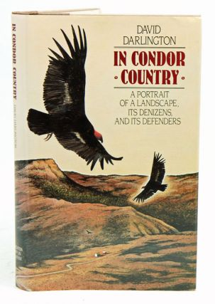 In condor country. David Darlington