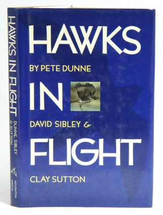 Hawks in flight: the flight identification of North American migrant raptors. Pete Dunne
