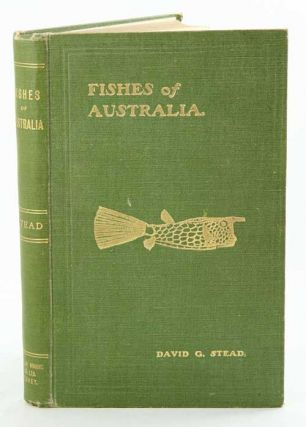 Fishes of Australia: a popular and systematic guide to the study of the wealth within our waters
