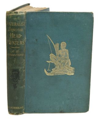A naturalist among the head-hunters. Being an account of three visits to the Solomon Islands in...