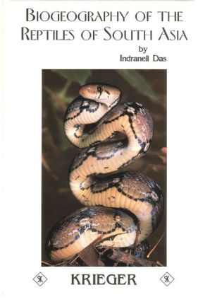 Biogeography of the reptiles of south Asia. Indraneil Das