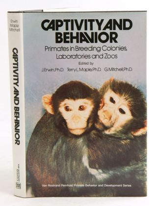 Captivity and behavior: primates in breeding colonies, laboratories, and zoos. J. Erwin.