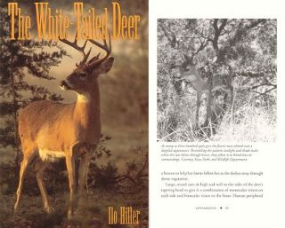 The White-tailed Deer. Ilo Hiller.