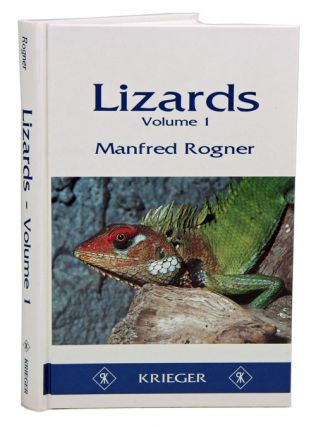 Lizards, volume one: husbandry and reproduction in the vivarium, geckoes, flap-footed lizards,...